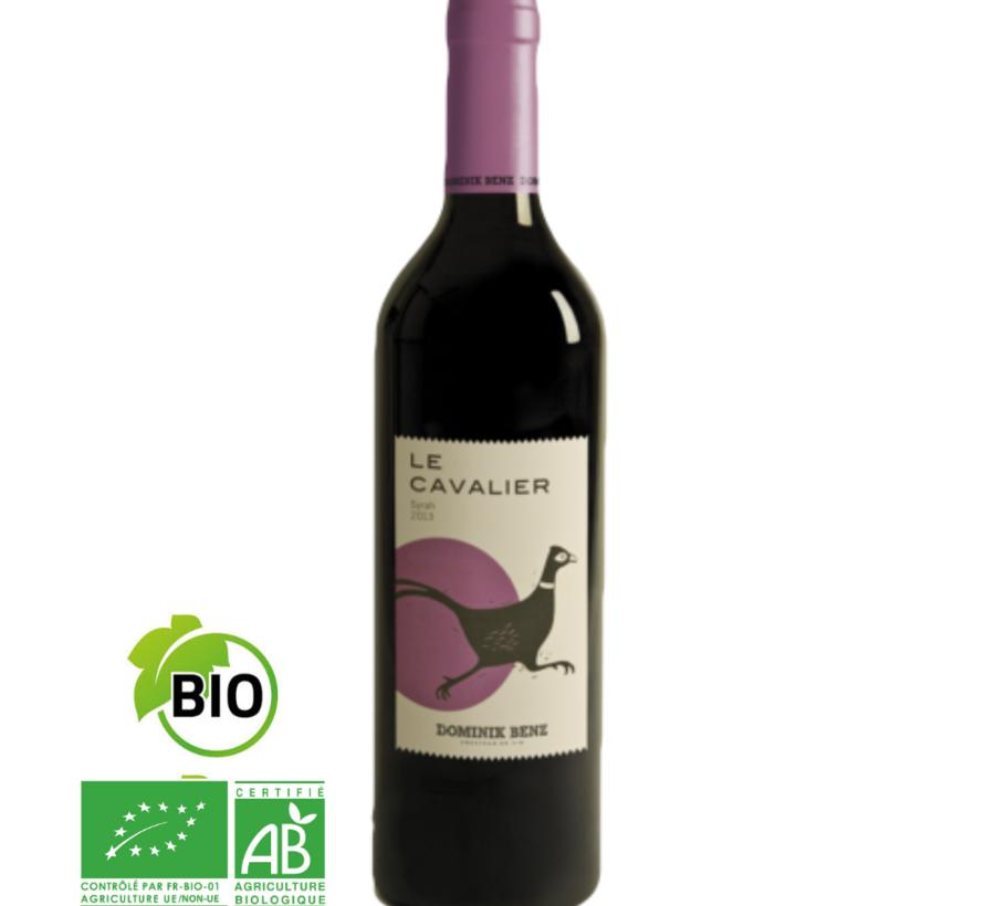 Le Cavalier-rode-wijn