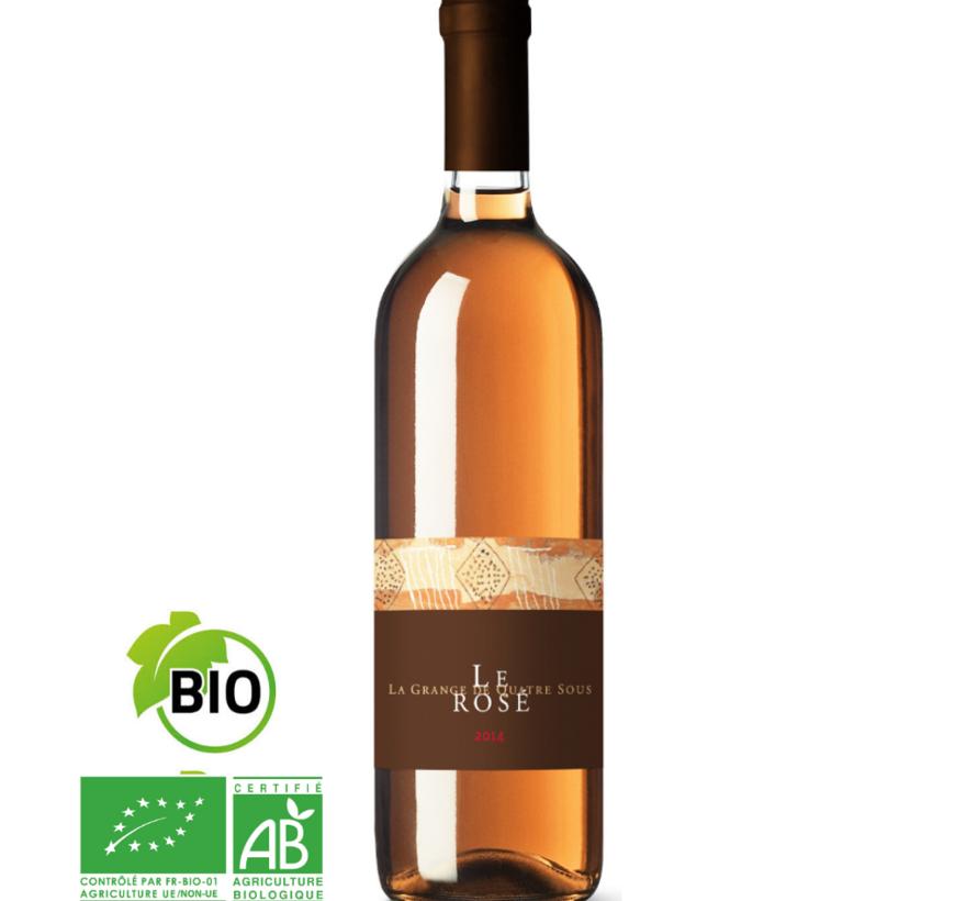 Rose wijn-Grange de Quatre sous