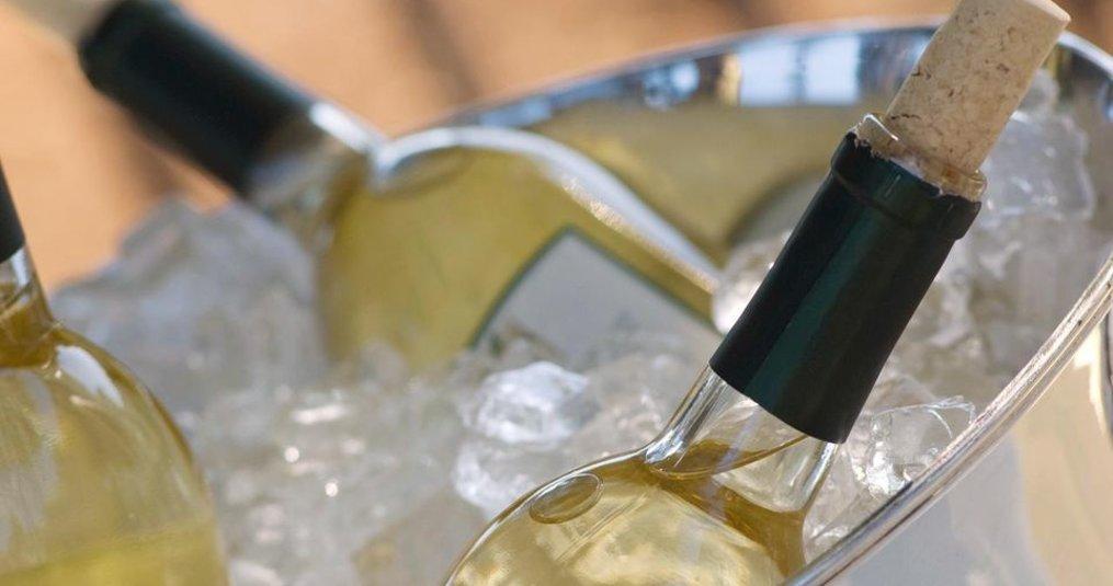 Wat is de serveertemperatuur van wijn?