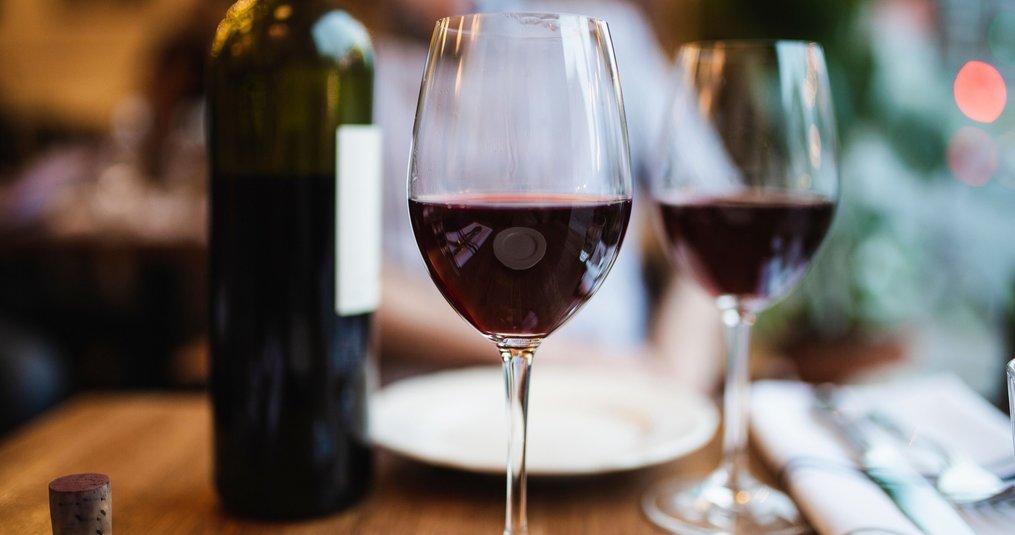 Houdbaarheid rode wijn