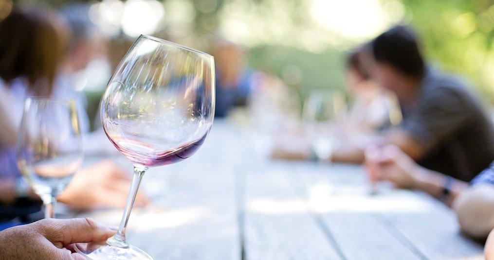 Optimaal genieten van je glas wijn