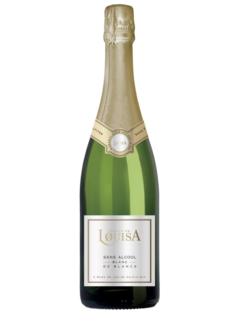 Terres de Louisa Alcoholvrije Mousserend wijn