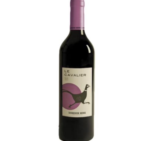 Dominik Benz Le Cavalier-rode-wijn
