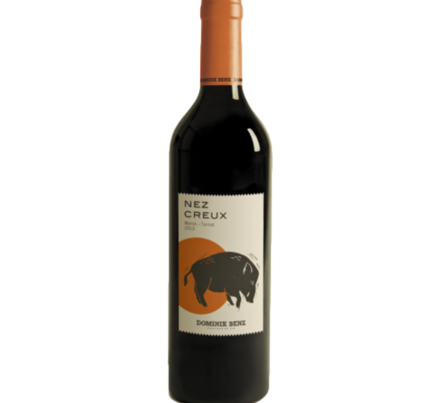 Nez Creux-Rouge-Rode wijn-Dominik Benz