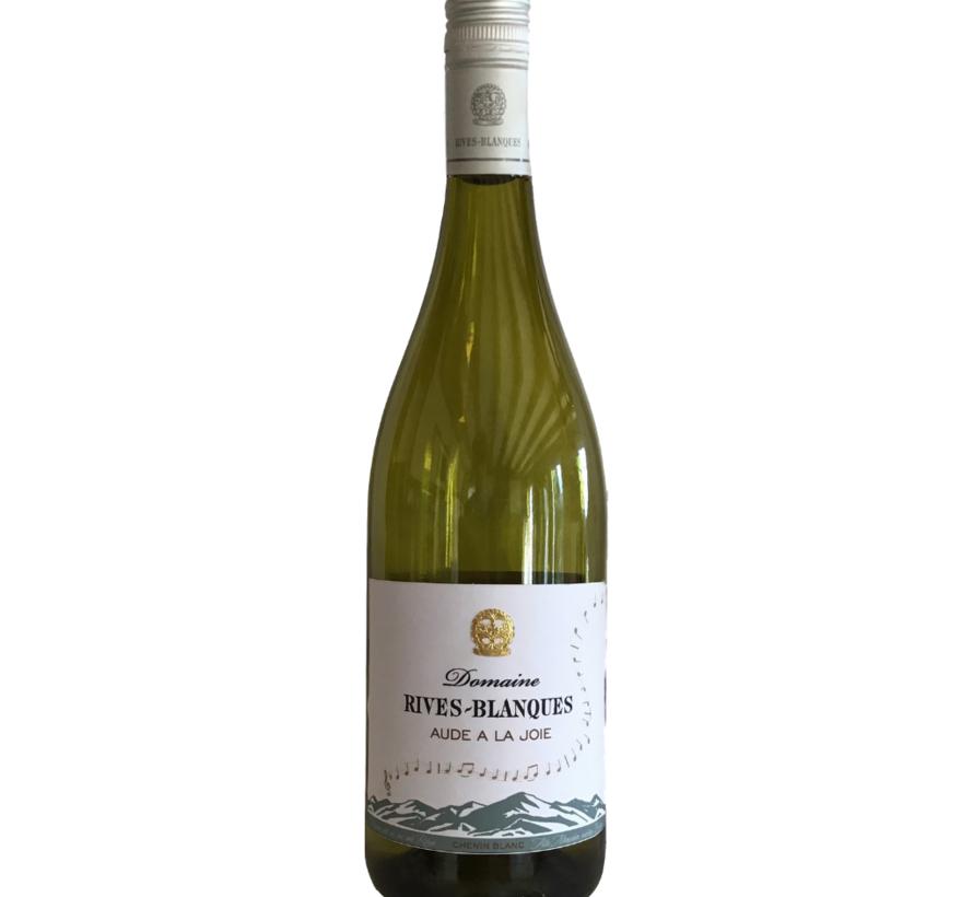 Aude a la Joie -Chenin Blanc-Domaine Rives Blanques
