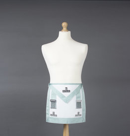 Craft Past Master's Apron | Lambskin