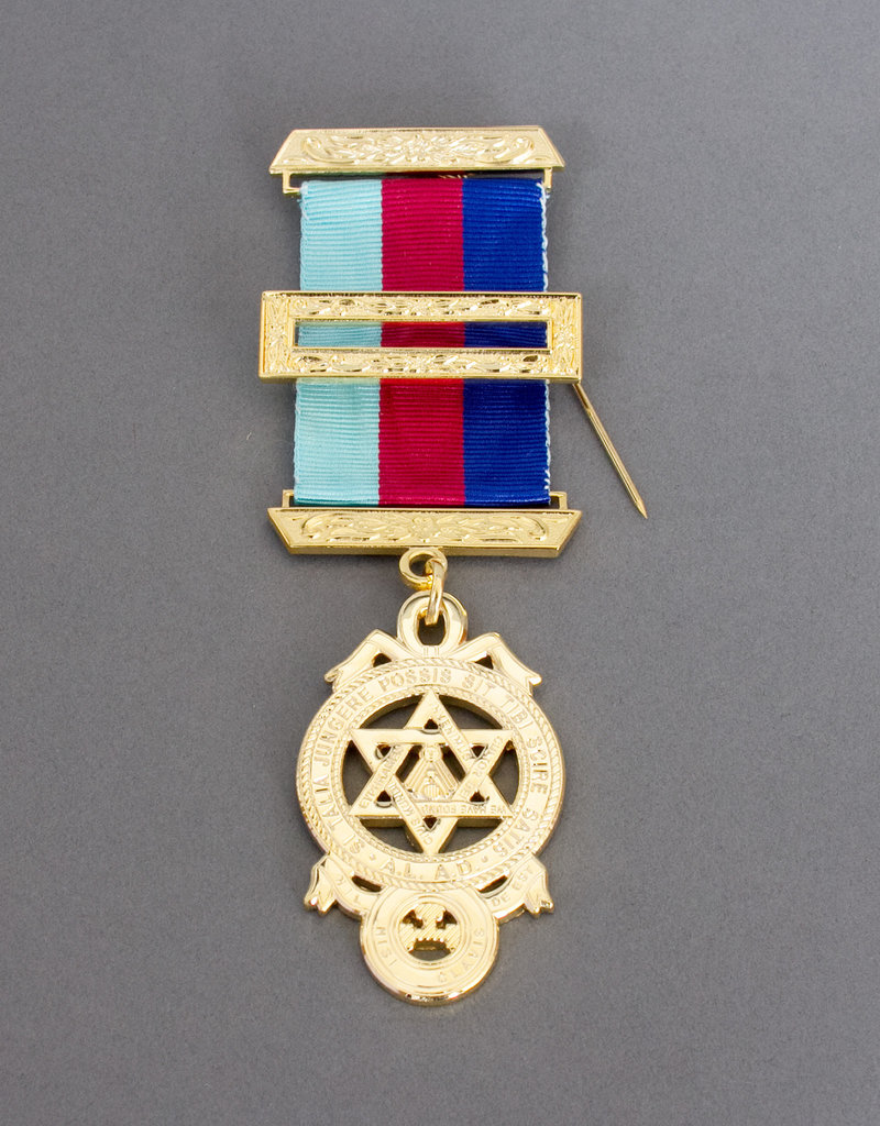 Royal Arch Breast Jewel |Metropolitan|Provincial|District S