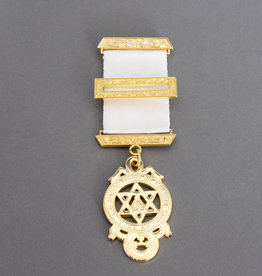 Royal Arch Companions Breast Jewel | Gold