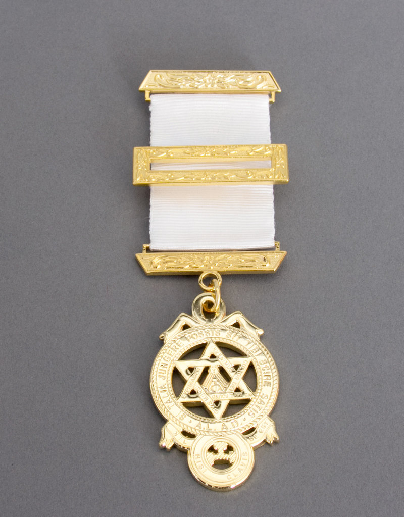 Royal Arch Companions Breast Jewel   Gold