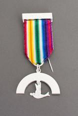 Royal Ark Mariner Members Breast Jewel | Silver