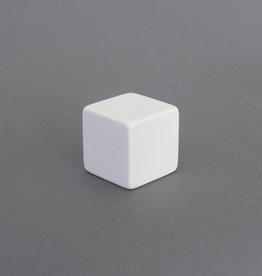 Knights Templar Plain White Cube