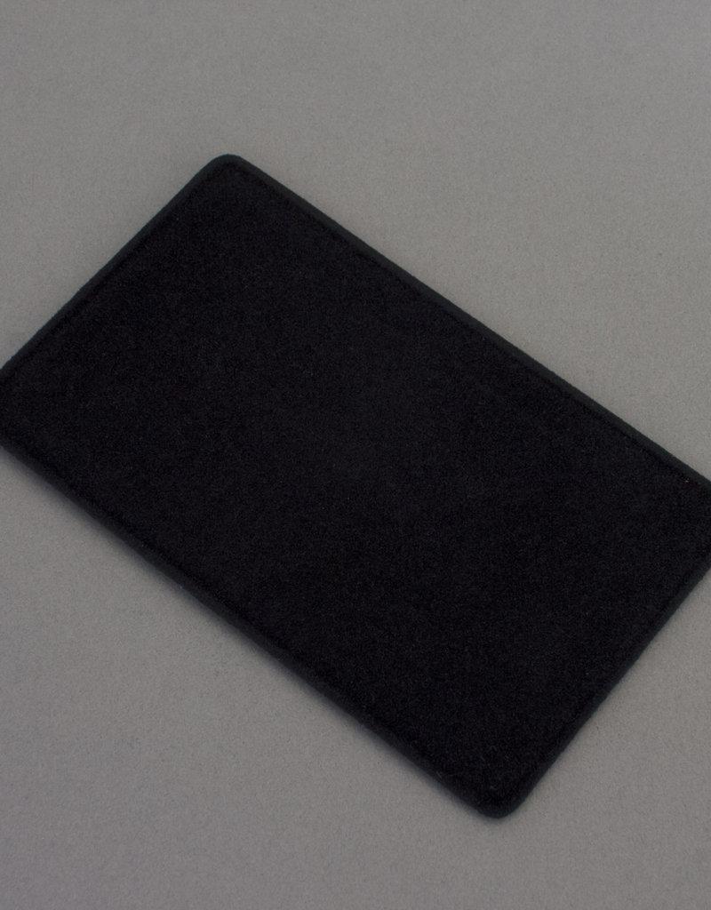 Pocket Jewel Holder and Wallet | Black Imitation Leather