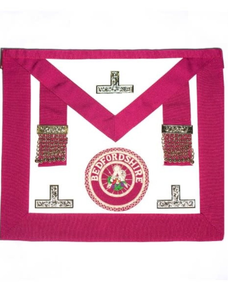 Craft Provincial Stewards Apron With Levels | Lambskin