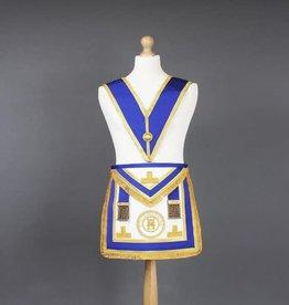 Craft Provincial Full Dress Suit | Apron & Collar
