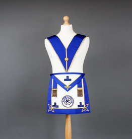 Craft Provincial Undress Suit | Lambskin & Hand Embroidered
