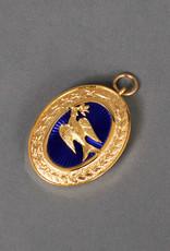 Craft Grand Lodge Past Rank Collar Jewel | Gold