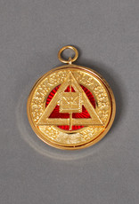 Royal Arch Grand Chapter Past Rank Collar Jewel | Gold