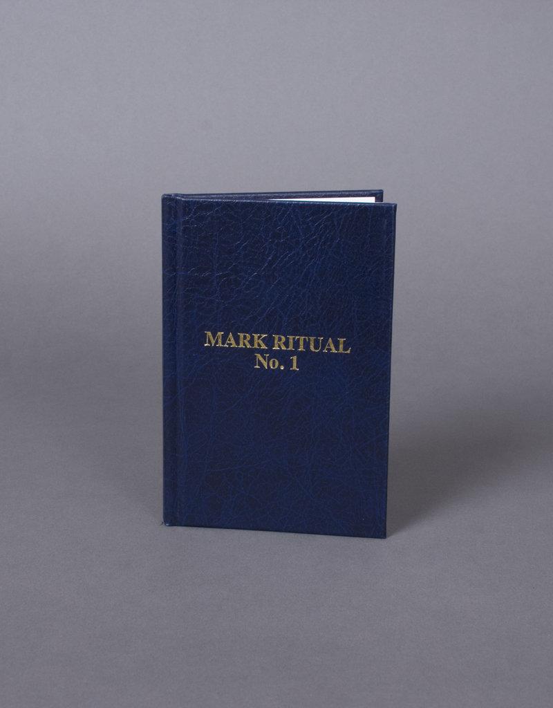Mark No.1 Ritual Advancement | Book
