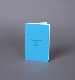 Mark No.2 Ritual Installation | Book