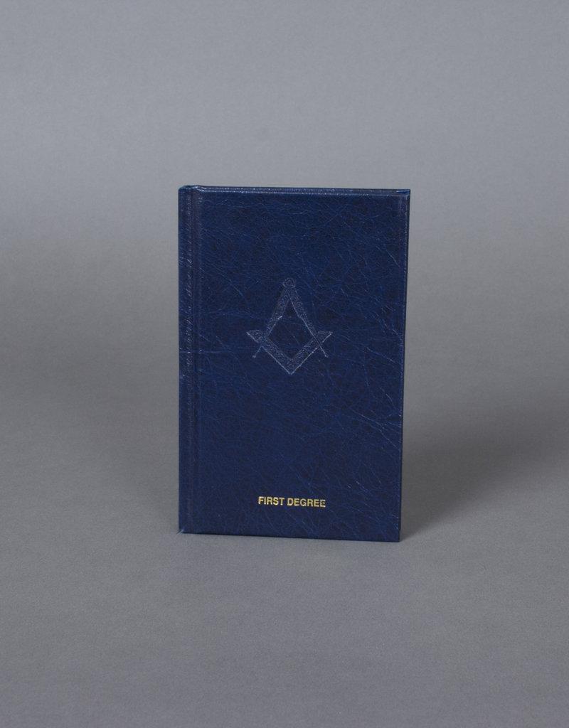 Emulation First Degree Ritual | Book