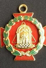 Athelstan Order Of King Alfred The Great Collarette Jewel