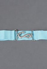Masonic Craft Apron Belt Extender | Moire Ribbon