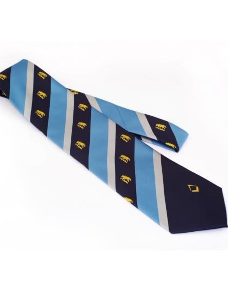 Warwickshire Craft Provincial Finest Woven Silk Tie