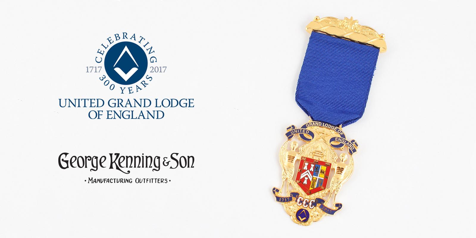 George Kenning & Son | British Handmade Masonic Regalia