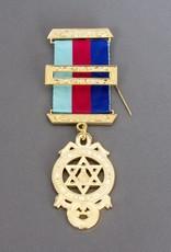 Royal Arch Breast Jewel |Metropolitan|Provincial|District L