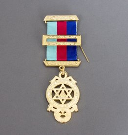 Royal Arch Breast Jewel |Metropolitan|Provincial|District L