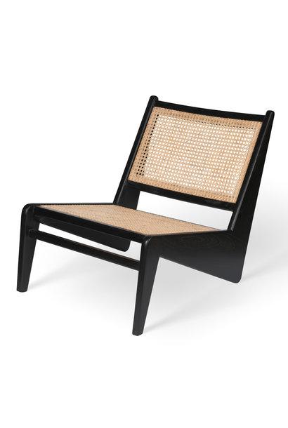 Kangaroo Chair - Kohle schwarz