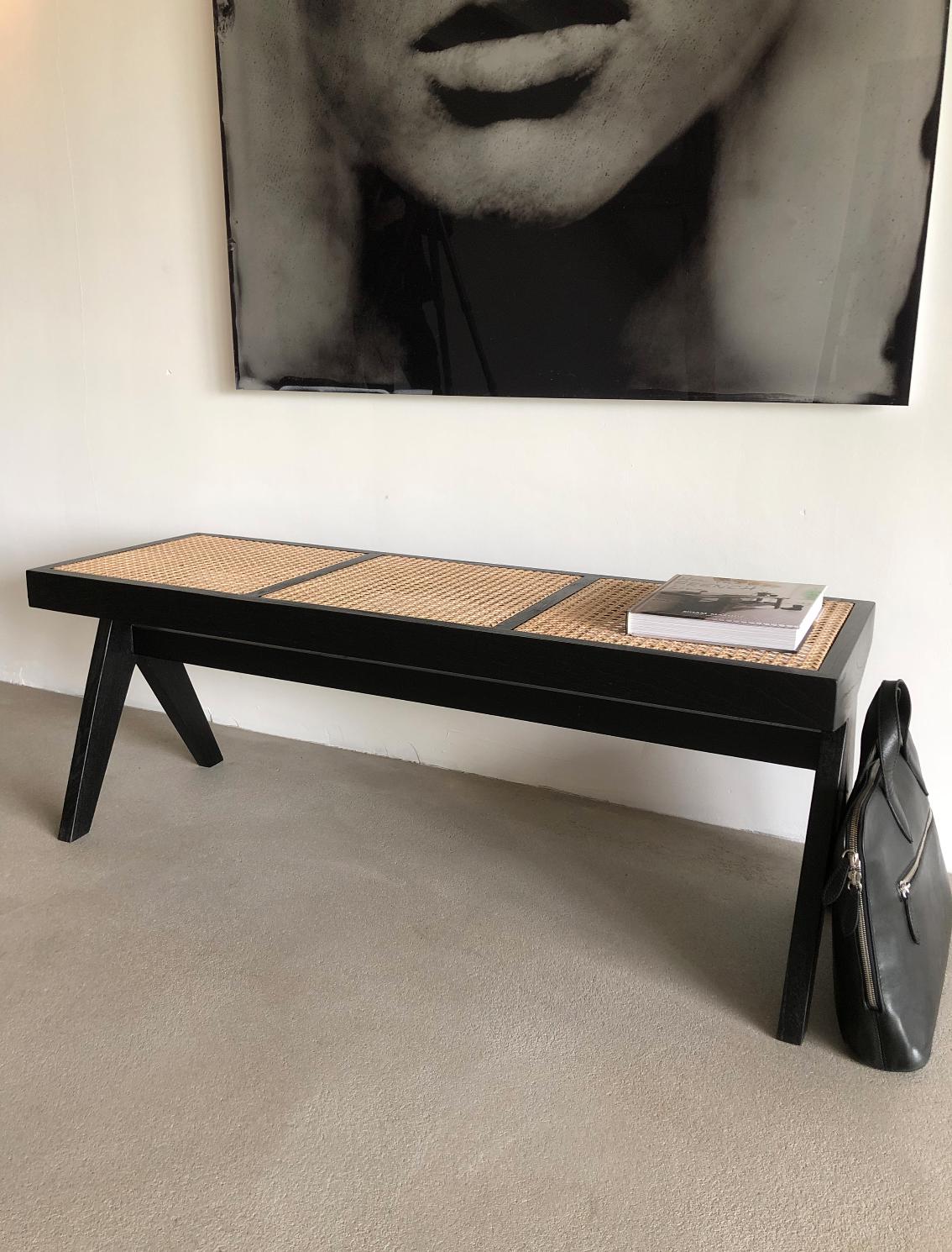 Bench / B.T.H. Flats 3 - Kohle schwarz-6