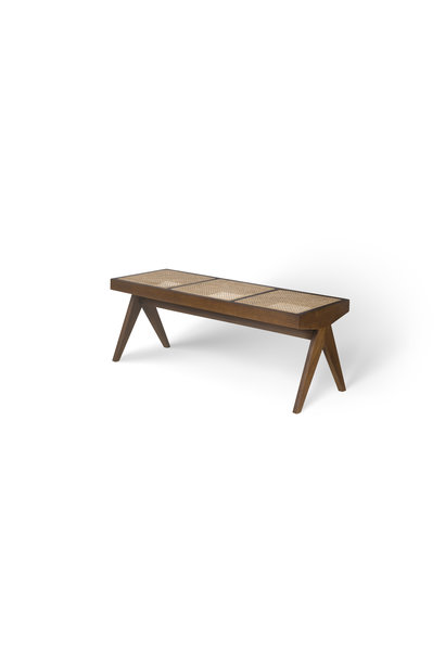 Bench / B.T.H. Flats 3 - Darkened Teak