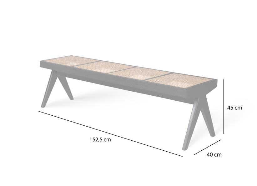 Bench / B.T.H. Flats 4-5