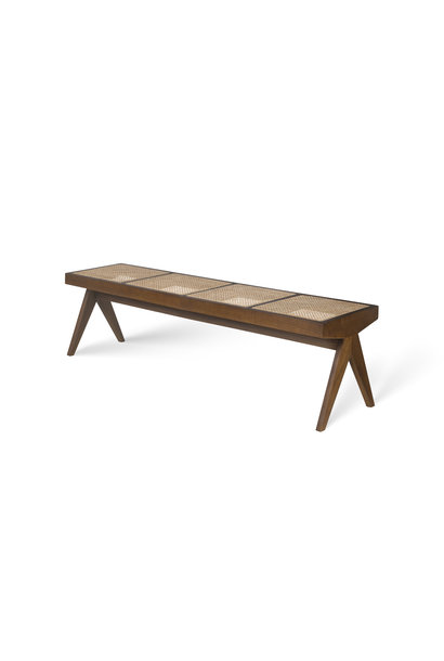 Bench / B.T.H. Flats 4 - Darkened Teak