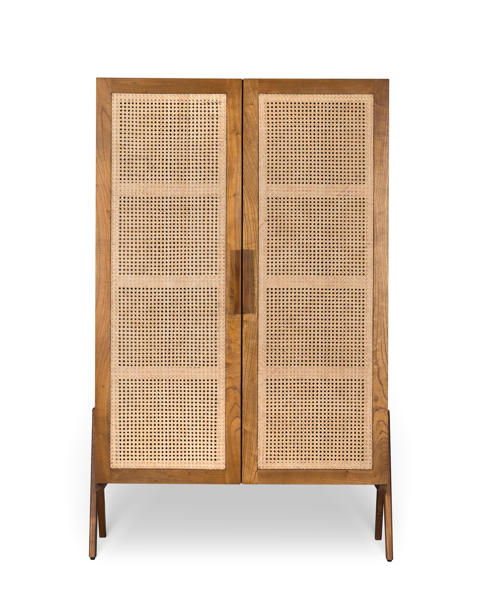 Storage Cabinet - Darkened Teak-4
