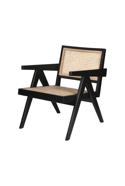 Easy Lounge Chair - Kohle schwarz