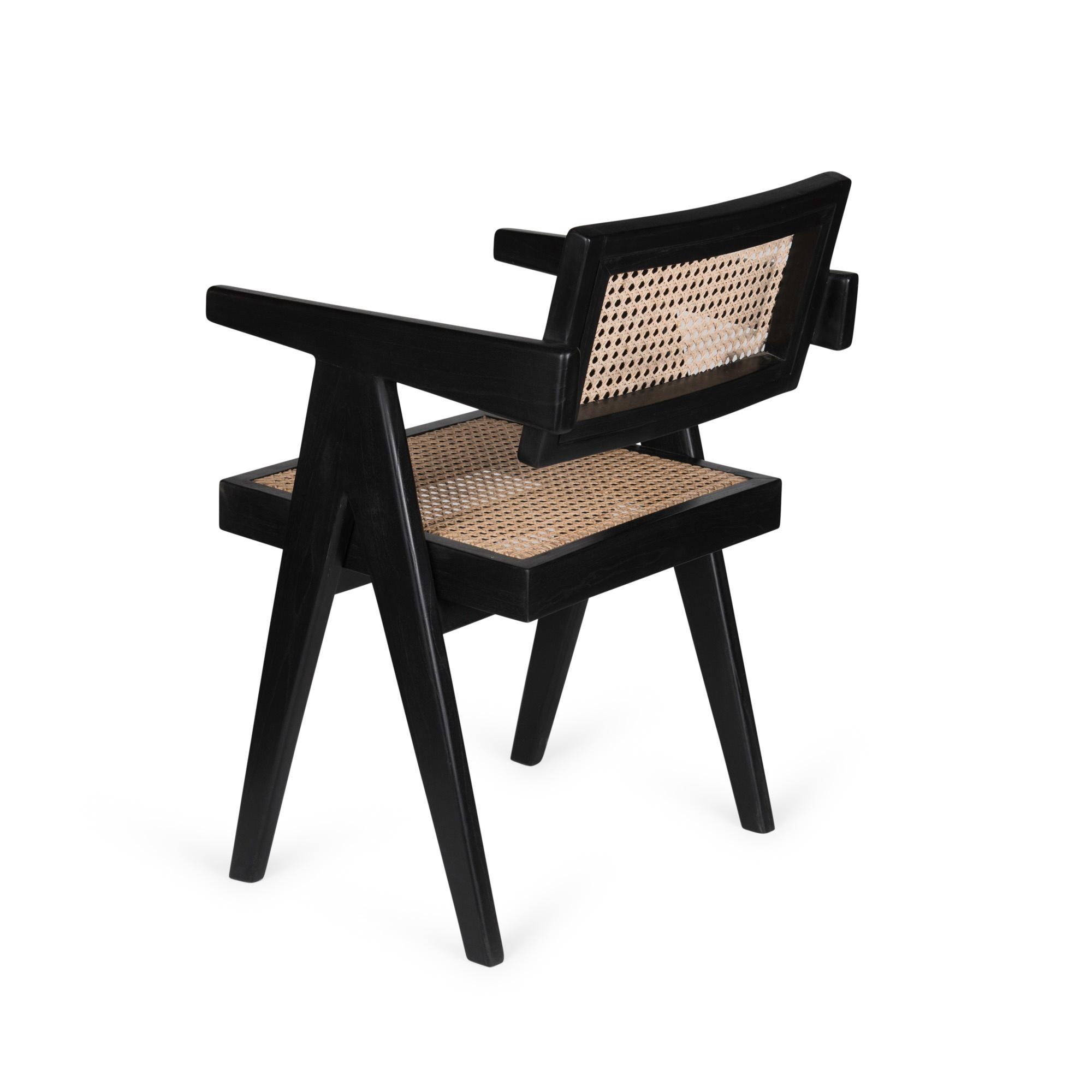 Office Chair - Kohle schwarz Hochglanz-6