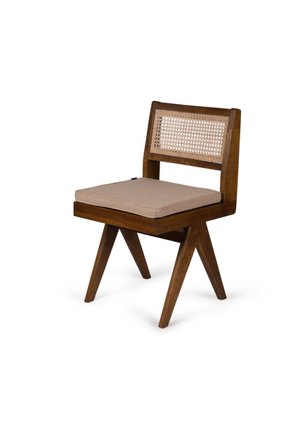Dining Chair Cushion - Light Brown