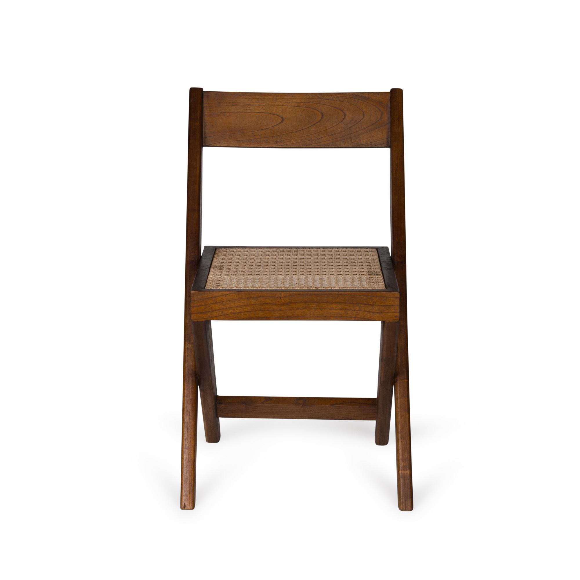 Library Chair - Darkened Teak-3