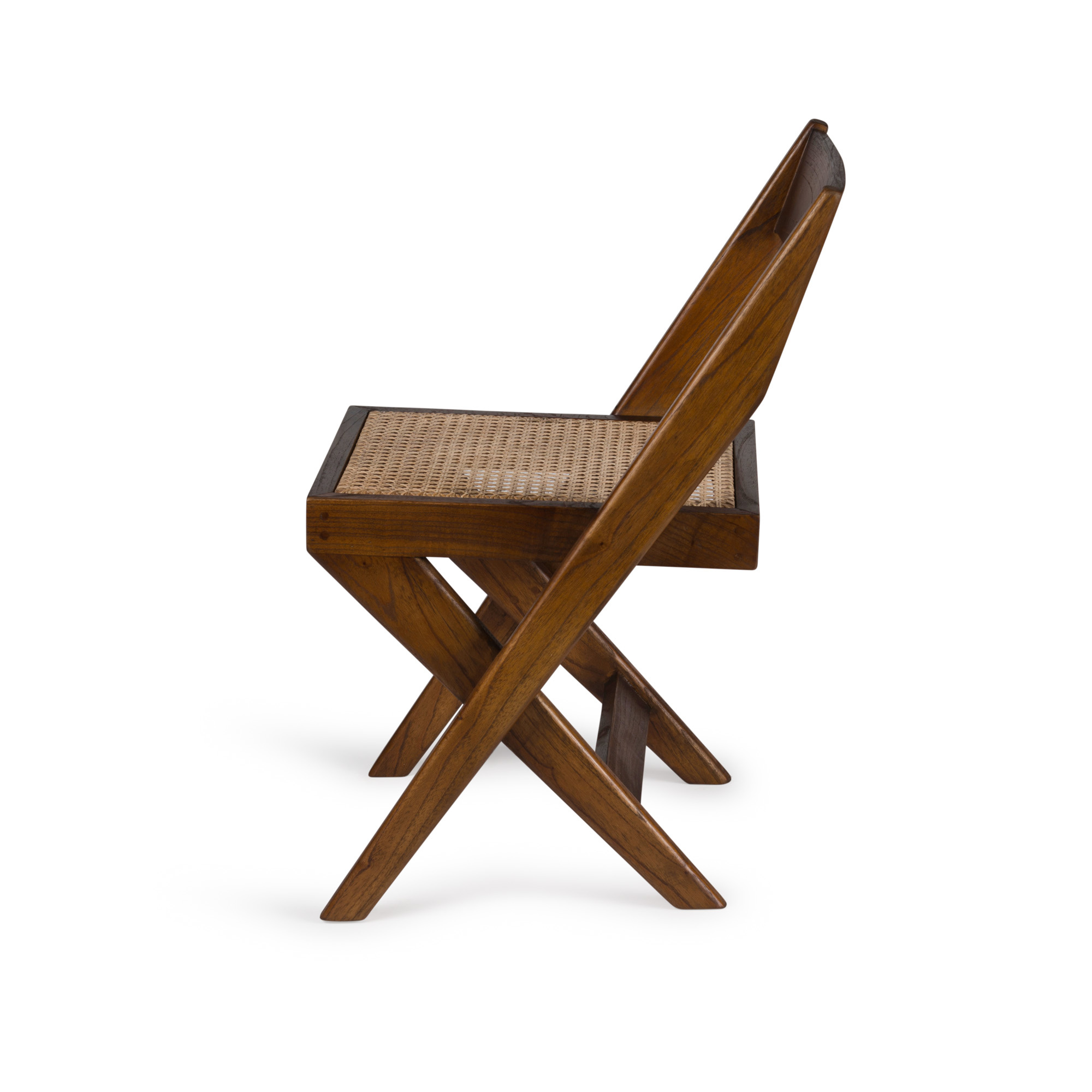 Library Chair - Darkened Teak-4