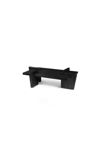 Coffee table S.T.H. M  Charcoal Black