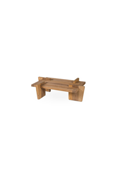 Coffee table S.T.H. M  Teak Outdoor