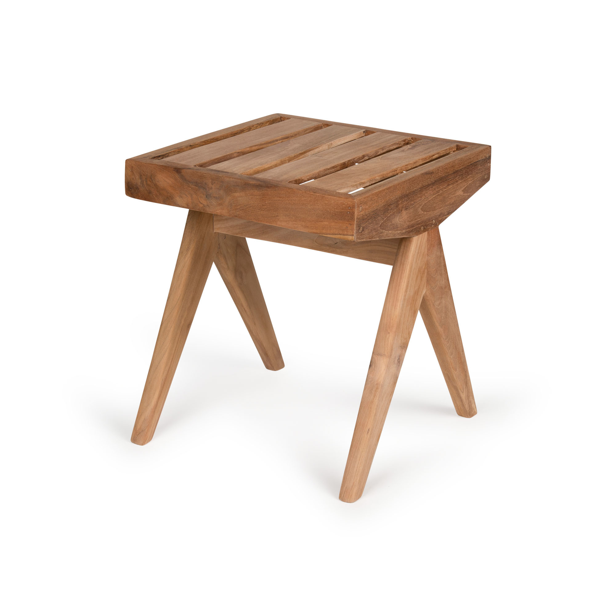 Bench / B.T.H. Flats 1 - Teak Outdoor-1