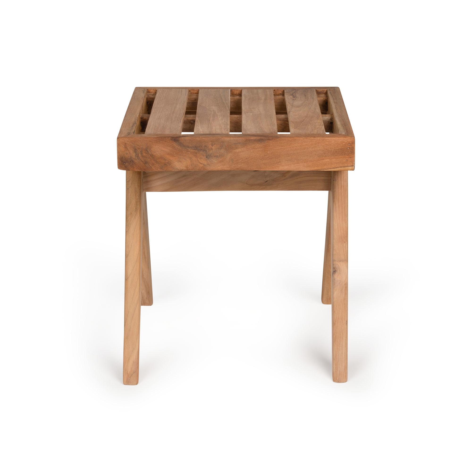 Bench / B.T.H. Flats 1 - Teak Outdoor-2