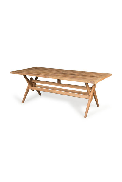 Dining Table W.T.H. 220 - Teak Outdoor