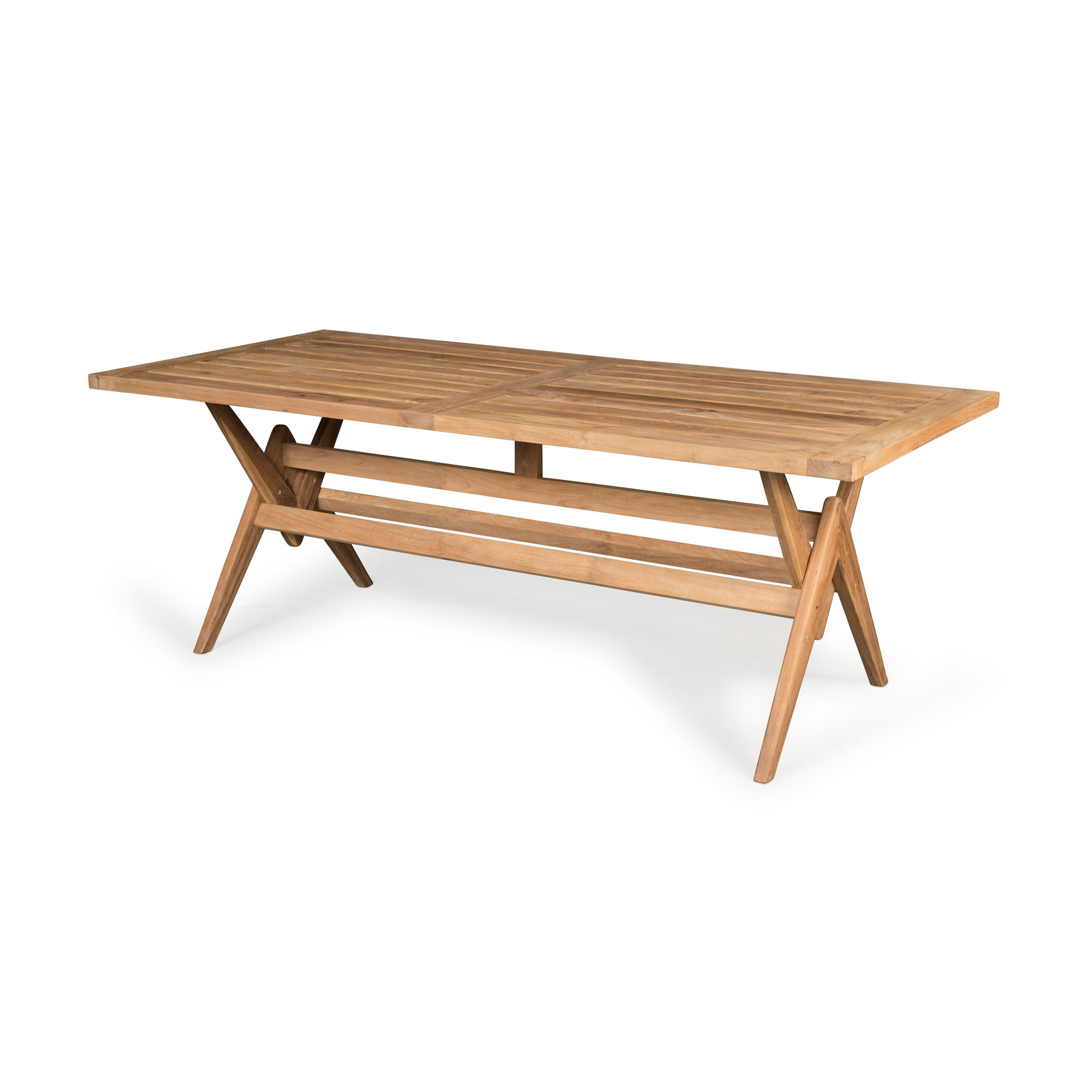 Dining Table W.T.H. 220 - Teak Outdoor-1