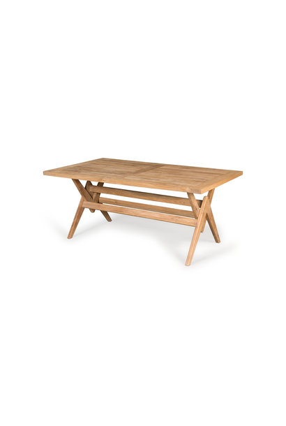 Dining Table W.T.H. 180 -  Teak Outdoor
