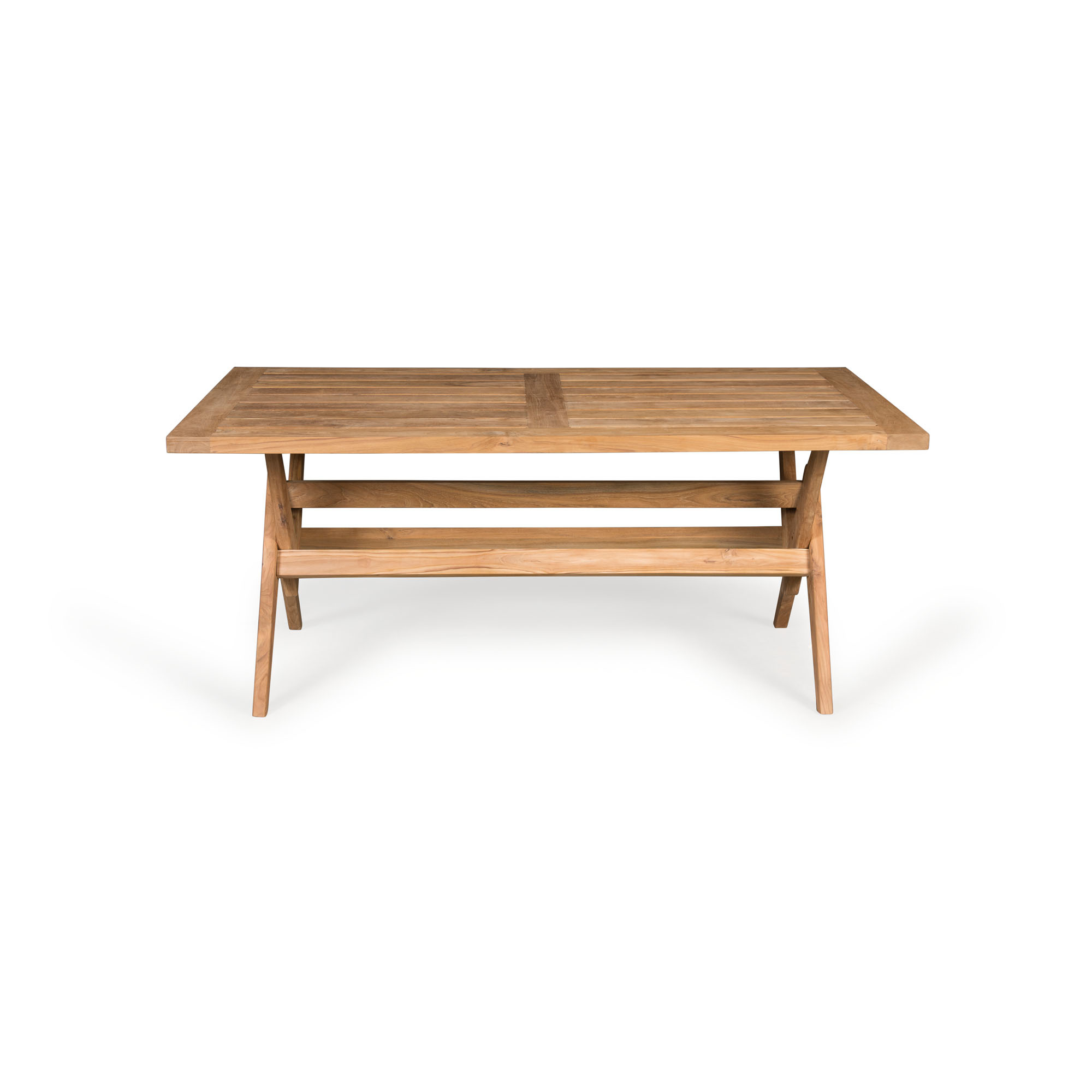 Dining Table W.T.H. 180 -  Teak Outdoor-3