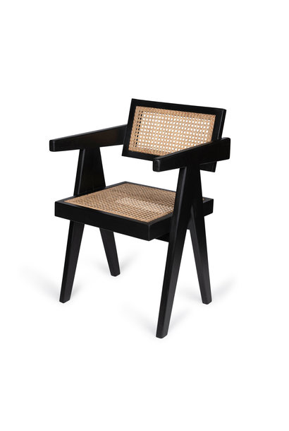 Office Chair - Kohle schwarz